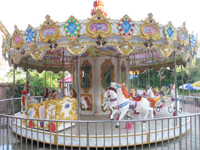 24 seats carousel for sale 01