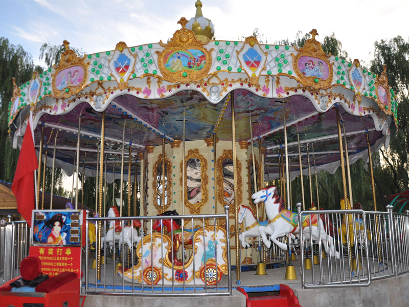 24 seats carousel for sale 04