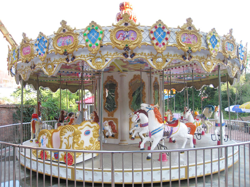 24 seats carousel for sale 05