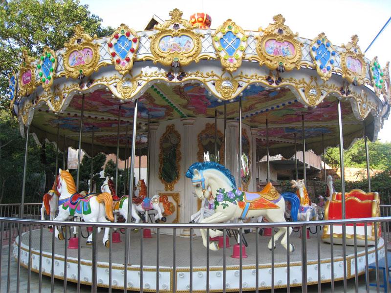 24 seats carousel for sale 06