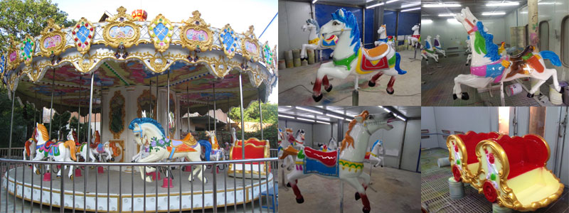 24 seats carousel for sale 09
