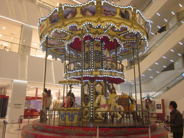 double decker carousel manufacturer for sale 01