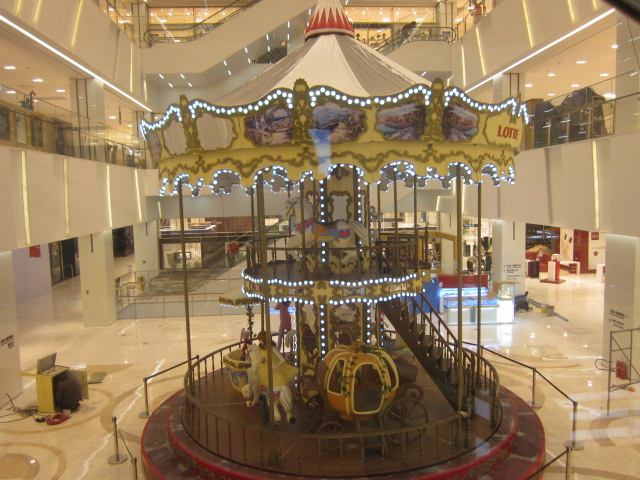 double decker carousel manufacturer for sale 03