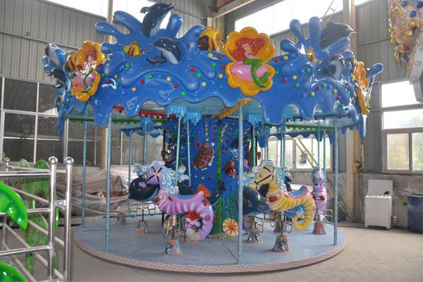 ocean carousel ride manufacturer 02