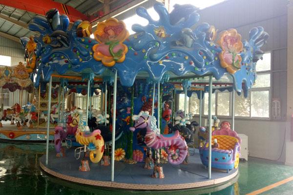 ocean carousel ride manufacturer 06