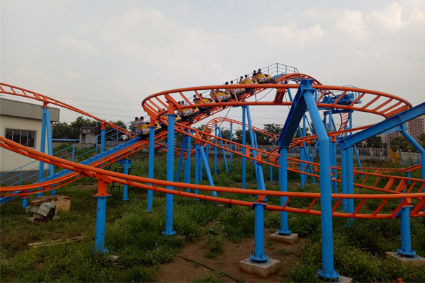Cheap family roller coaster for sale 01