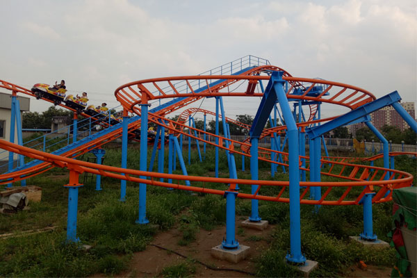 Cheap family roller coaster for sale 02
