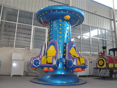 Lifting saucer ride for sale 04