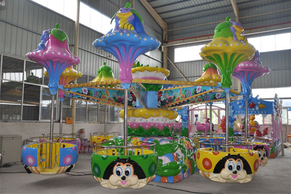 Pest Paradise ride for sale 01