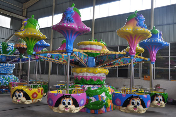 Pest Paradise ride for sale