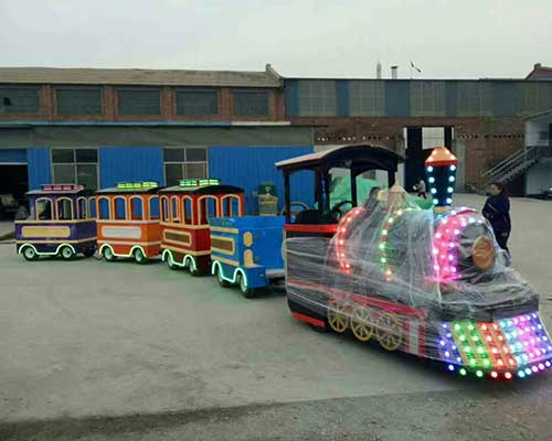 Royal trackless train ride for sale
