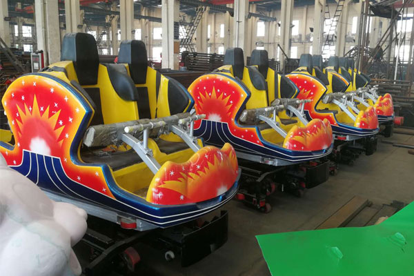 Spin roller coaster ride for sale 02