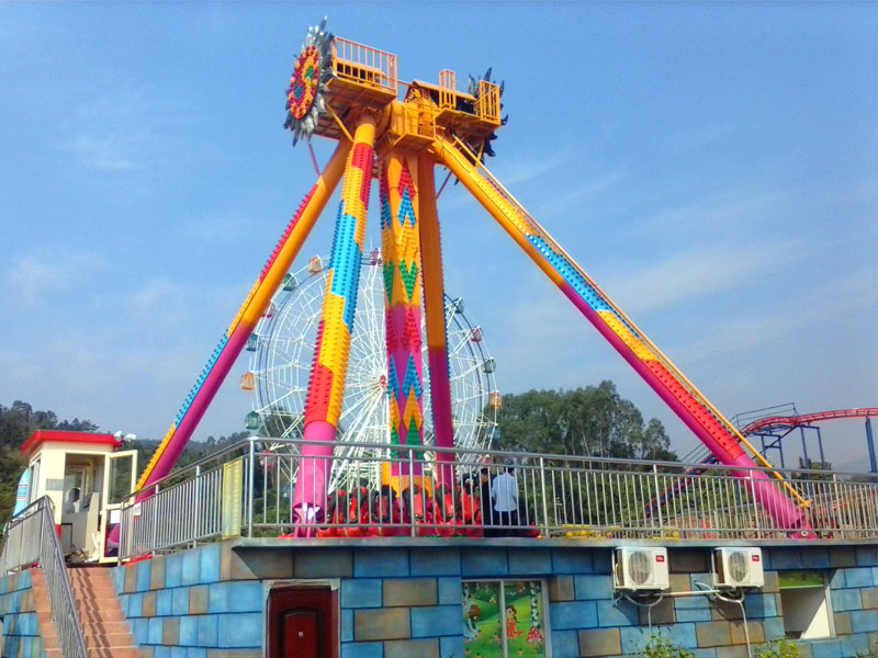 big pendulum ride for sale 02