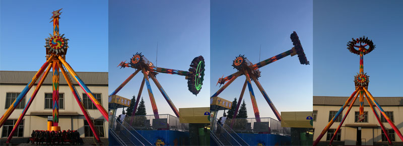 big pendulum ride manufacturer