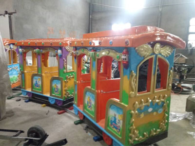 cheap kid track train ride for sale