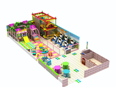 kid indoor playground for sale 10