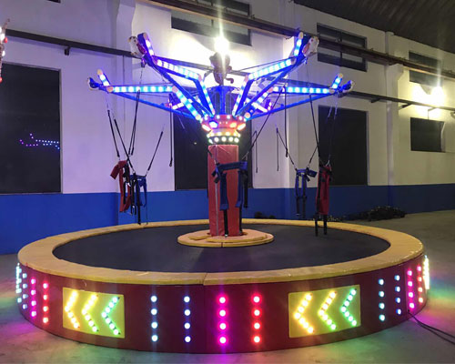 rotary bungee ride for sale