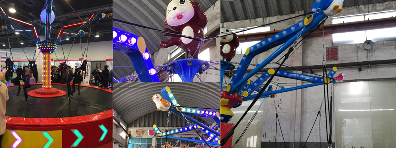 rotary bungee ride manufacturer