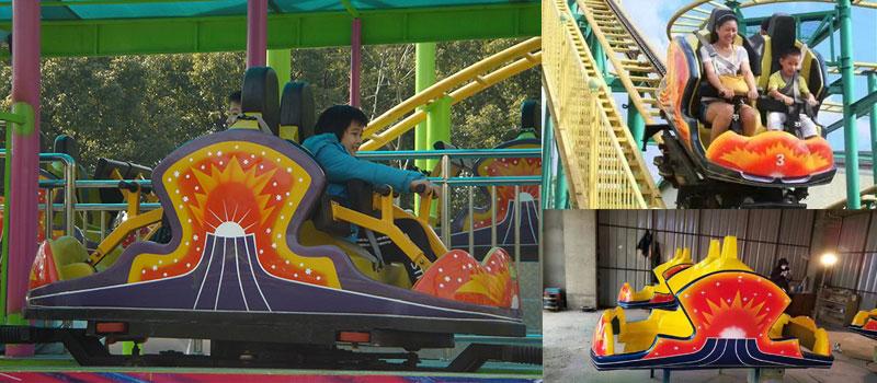 spin roller coaster manufacturer