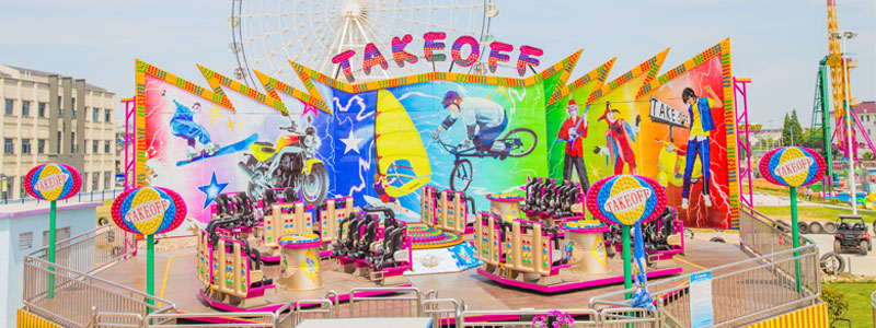 takeoff ride manufacturer