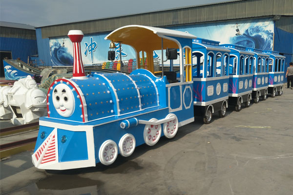 thomas trackless train for sale 01