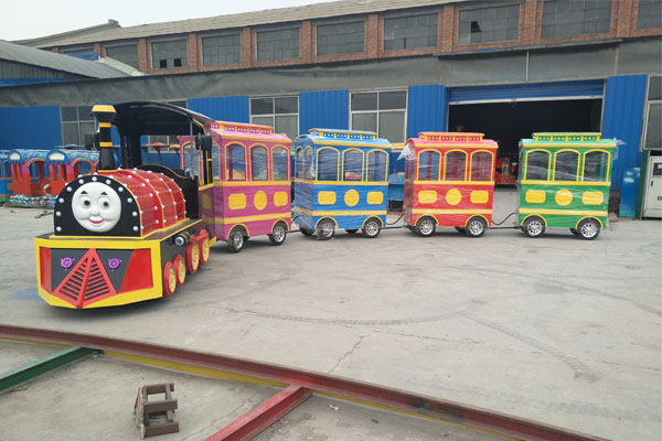 thomas trackless train for sale 03