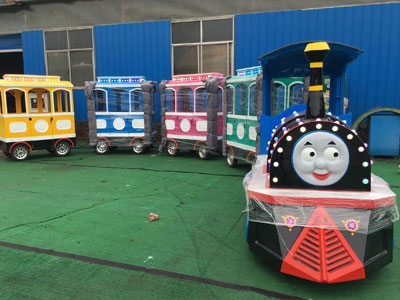 thomas trackless train for sale 05