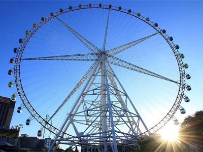 120m ferris wheel ride for sale 04