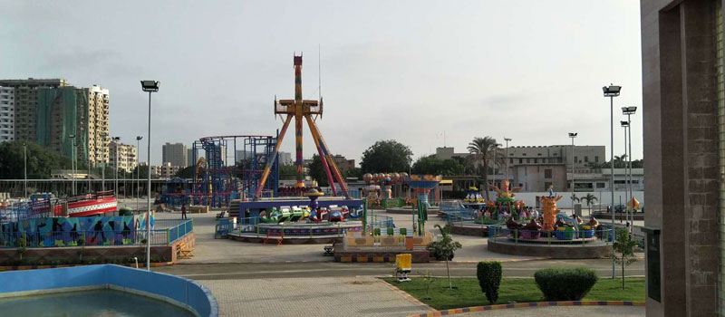 Beston Group Amusement Park Project In Pakistan