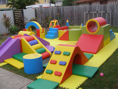 Indoor Soft Playground Equipment For Sale 05
