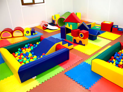 Indoor Soft Playground Equipment For Sale 06