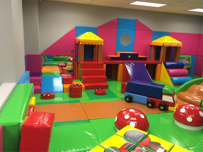 Indoor Soft Playground Equipment For Sale 07