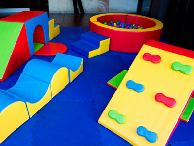 Indoor Soft Playground Equipment For Sale 08