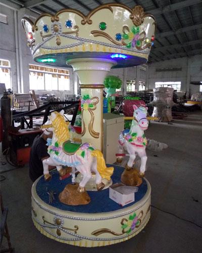 cheap mini carousel ride for sale