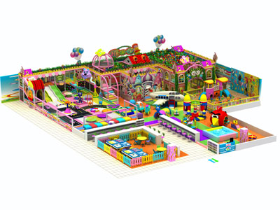 indoor kids naughty castle equipment for sale 01