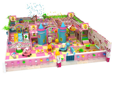 indoor kids naughty castle equipment for sale 02