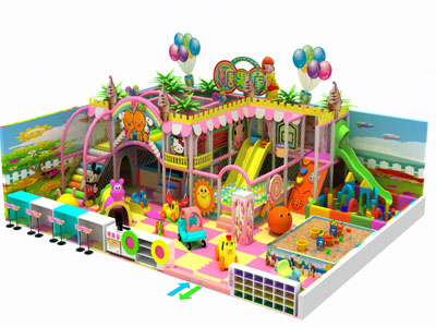 indoor kids naughty castle equipment for sale 03