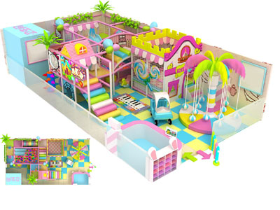indoor kids naughty castle equipment for sale