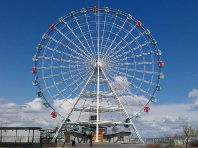50 m ferris wheel ride for sale