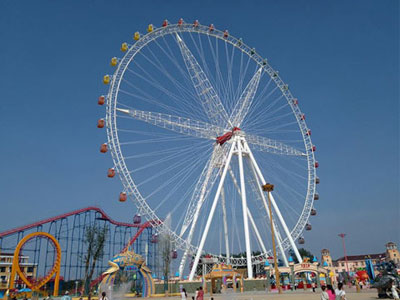Beston 108m ferris wheel ride for sale