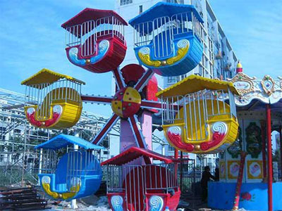 Beston-small-ferris-wheel-ride-for-sale