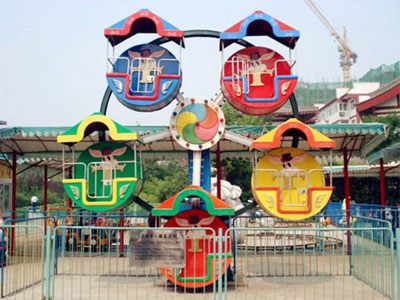 beston small ferris wheel manufacturer