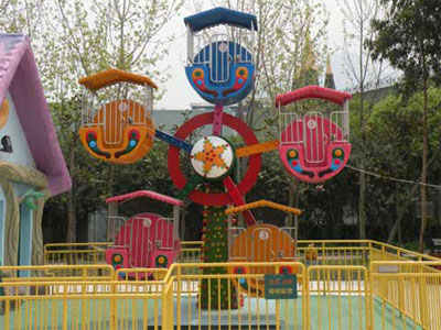 beston small ferris wheel supplier