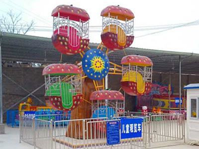 mini ferris wheel ride for sale