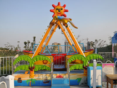 small pirate ship ride for sale 03