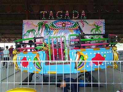 Beston Disco Tagada Ride For Sale