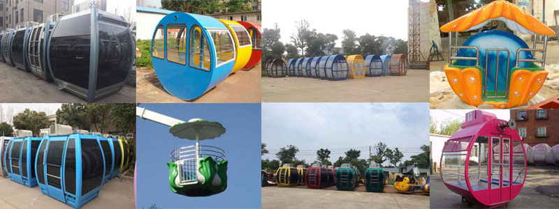 Beston Ferris Wheel Ride Cabin For Sale