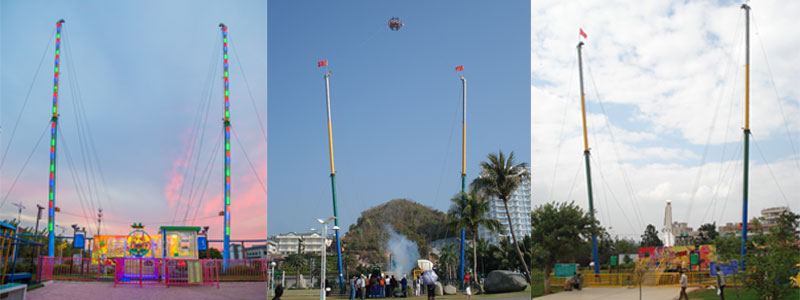 Beston rocket bungee manufacturer in China