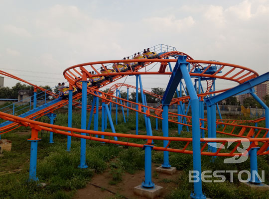 family roller coaster manufacturer