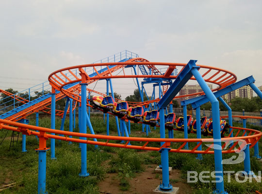 family roller coaster suppliers